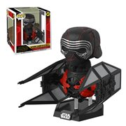 Star Wars: Rise of Skywalker Supreme Leader Kylo Ren in the Whisper Deluxe Pop! Vinyl Figure