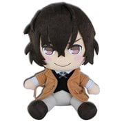 Bungo Stray Dogs Osamu Sitting 7-Inch Plush