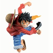 One Piece Monkey D. Luffy Dynamism of Ha Ichiban Statue