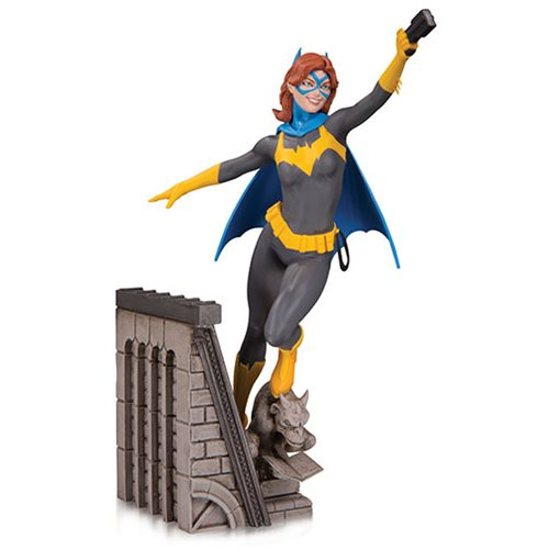 Batman Bat-Family Series Batgirl Multi-Part Statue