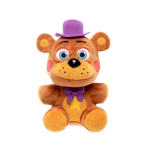 Five Nights at Freddy's Pizza Simulator Rockstar Freddy Plush