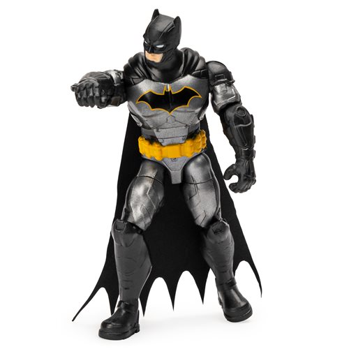 Batman Tactical Suit 4-Inch Action Figure