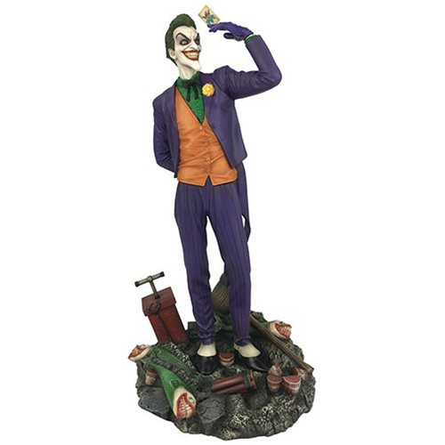Batman DC Gallery Joker Comic Statue