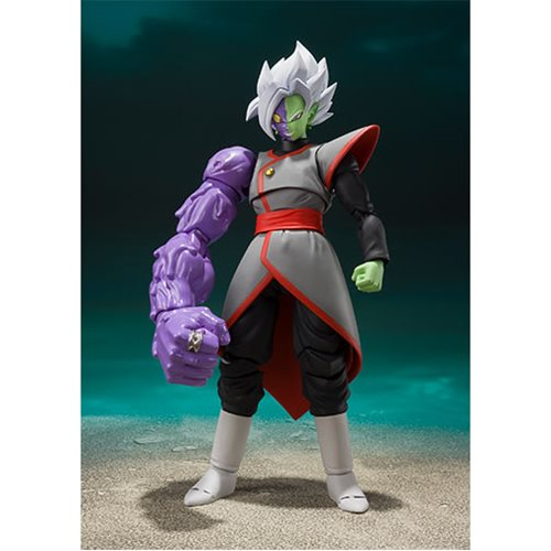 Dragon Ball Super Zamasu Potara Ver. SH Figuarts Action Figure