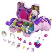 Polly Pocket Unicorn Party Large Compact