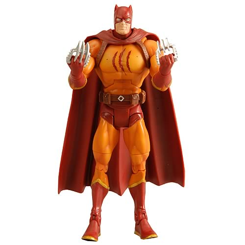 Batman Legacy Catman Modern Age Action Figure