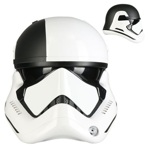 Star Wars: The Last Jedi First Order Executioner Stormtrooper Helmet Prop Replica