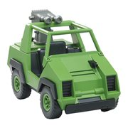 G.I. Joe Desert Vamp Vehicle with Clutch Vinyl Figure