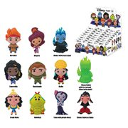Disney Series 15 3-D Figural Key Chain Random 6-Pack