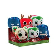 DC Holiday Pop! Plush Display Case