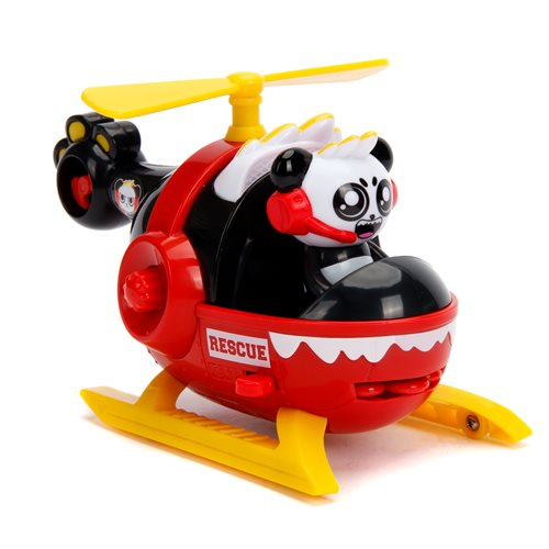Ryan's World Combo Panda with Helicopter