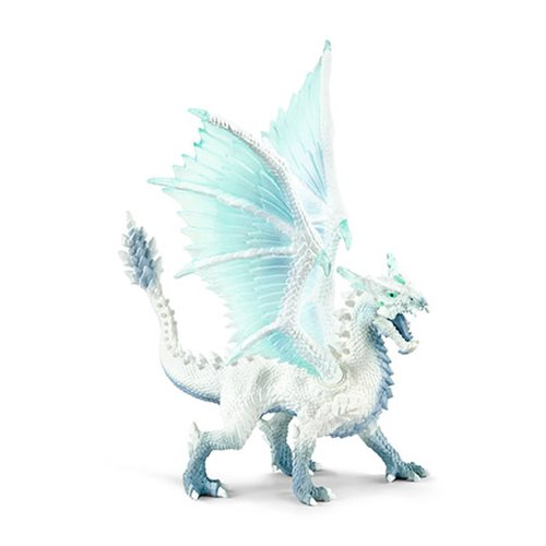 Eldrador Ice World Ice Dragon Collectible Figure