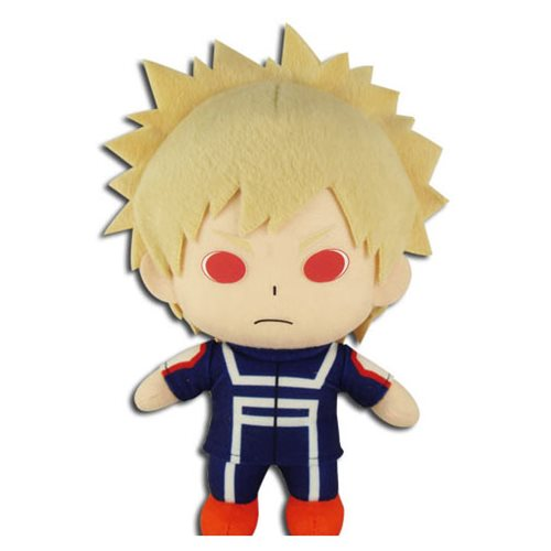My Hero Academia Bakugou 7-Inch Plush