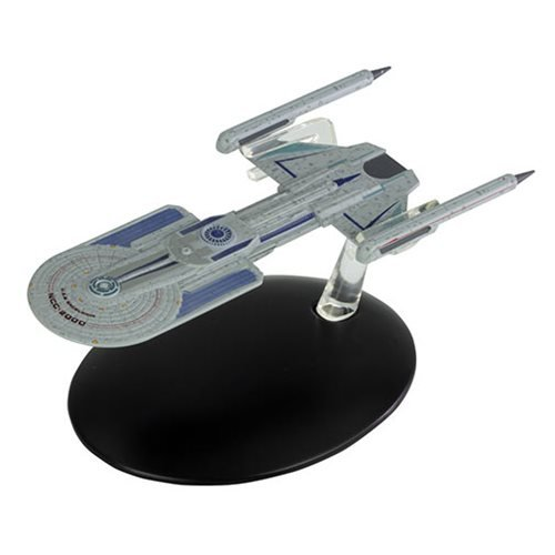 Star Trek Starship U.S.S. Excelsior Concept 3 with Collector Magazine