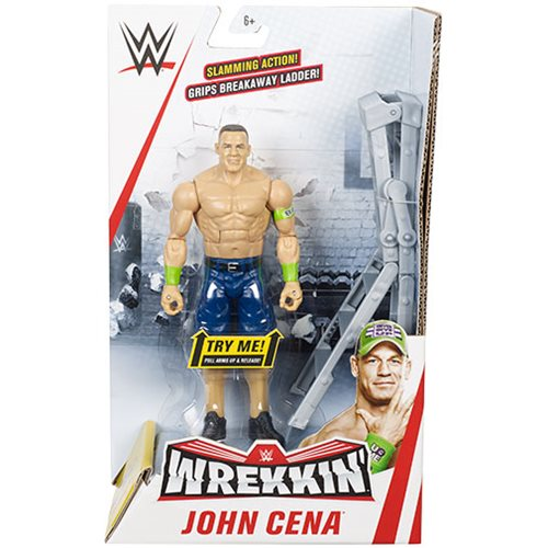 WWE Wrekkin' John Cena Action Figure