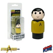 Star Trek: The Original Series Lieutenant Hikaru Sulu Pin Mate Wooden Figure