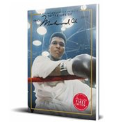 Muhammad Ali Commemorative Tribute First Edition Official Publication