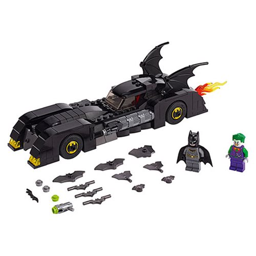 LEGO 76119 DC Comics Super Heroes Batmobile: Pursuit of The Joker