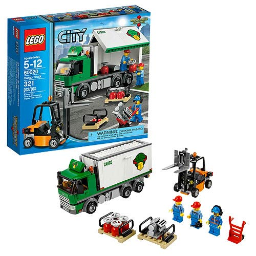 LEGO City Airport 60020 Cargo Truck