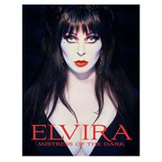 Elvira, Mistress of the Dark Hardcover Book