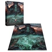 Court of the Dead The Dark Shepherd's Reflection 1,000-Piece Puzzle