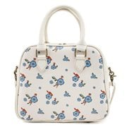 Fox and the Hound Floral Crossbody Purse