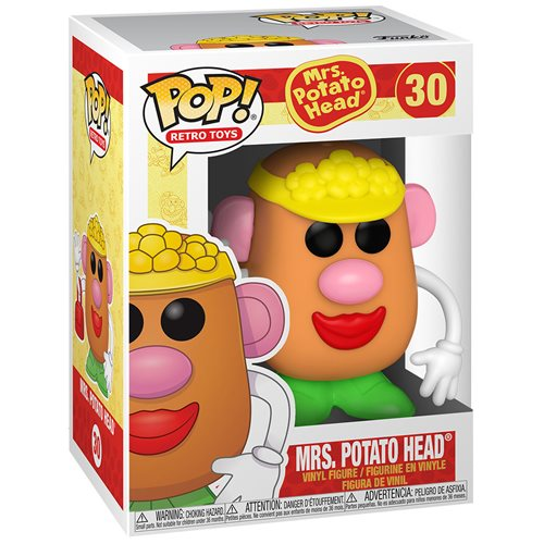 Mrs. Potato Head Pop! Vinyl Figure