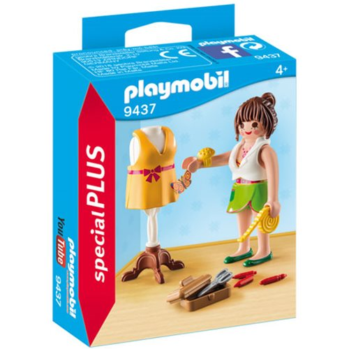 Playmobil Special Plus 9437 Fashion Designer