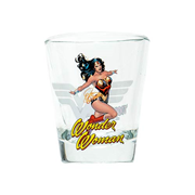 Wonder Woman DC Comics Shot Glass