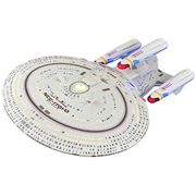 Star Trek All Good Things U.S.S. Enterprise-D Ship