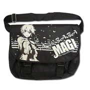 Magi the Labyrinth of Magic Alibaba Black Messenger Bag