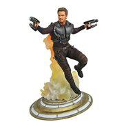 Guardians of the Galaxy Marvel Gallery Maskless Star-Lord Statue