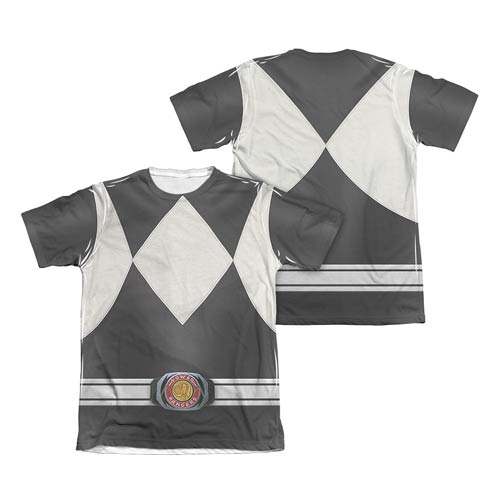 Mighty Morphin Power Rangers Black Ranger T-Shirt