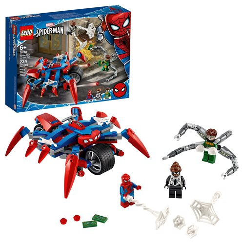LEGO 76148 Marvel Super Heroes Spider-Man vs. Doc Ock