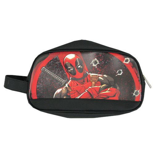 Deadpool Toiletry Bathroom Bag