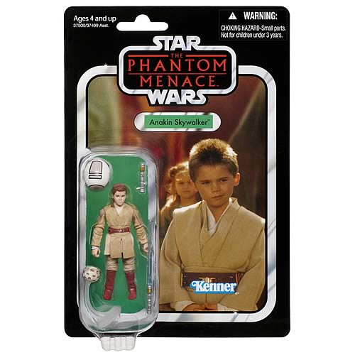 Star Wars Anakin Skywalker Vintage Action Figure