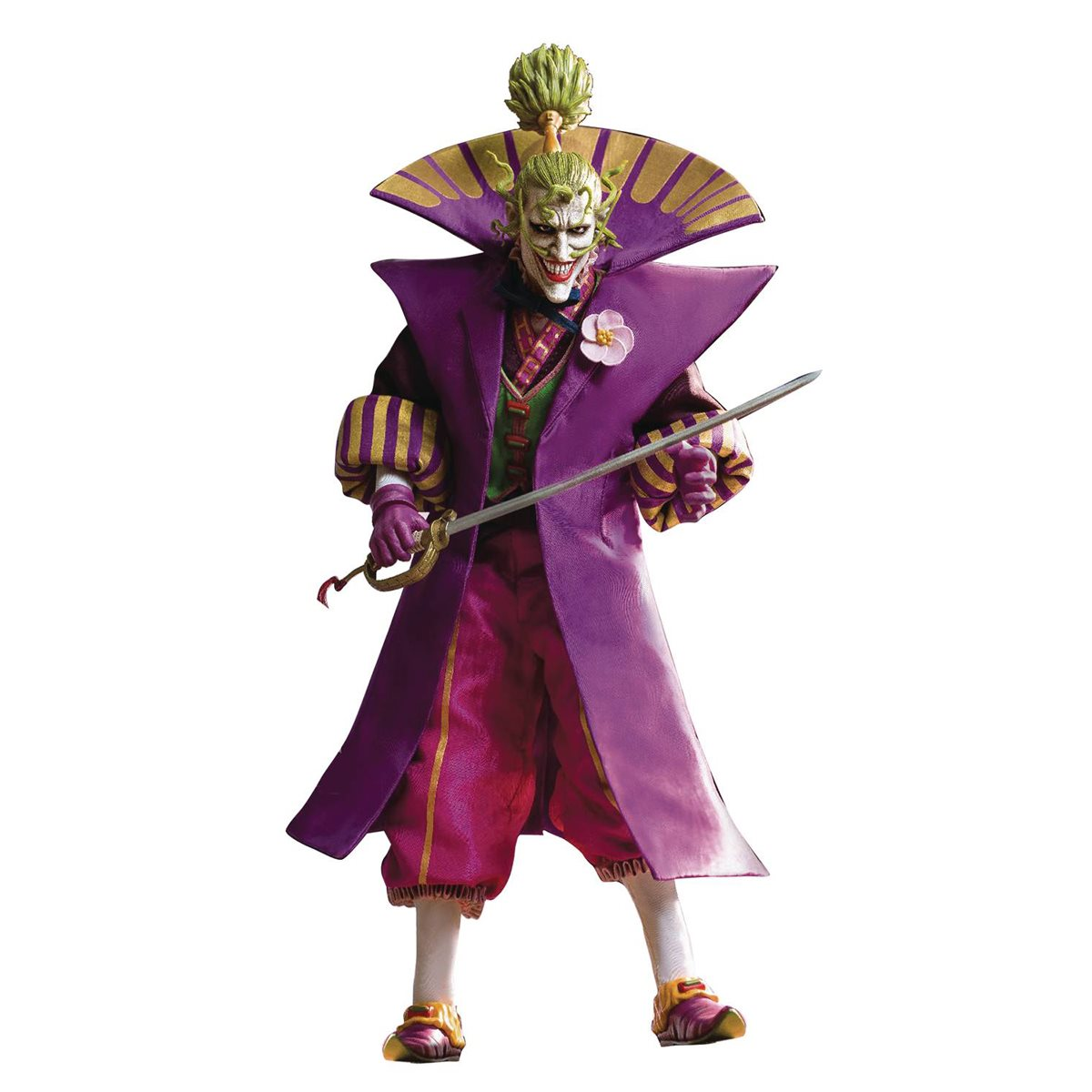 Batman Ninja Joker 1 6 Scale Action Figure