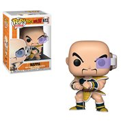 Dragon Ball Z Nappa Pop! Vinyl Figure, Not Mint