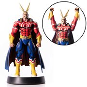 My Hero Academia All Might Silver Age 11-Inch Statue