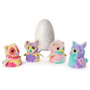Hatchimals Mystery Egg Electronic Plush