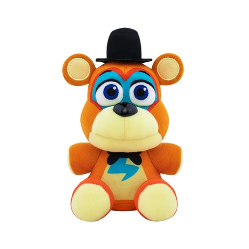 Five Nights at Freddy's: Security Breach Glamrock Freddy Plush