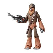 Star Wars Galaxy of Adventures Chewbacca 5-Inch Action Figure