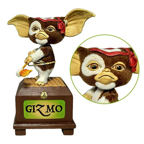 Gremlins Gizmo Bobble Head, Not Mint