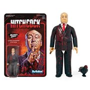 Alfred Hitchcock Blood Splatter ReAction Figure