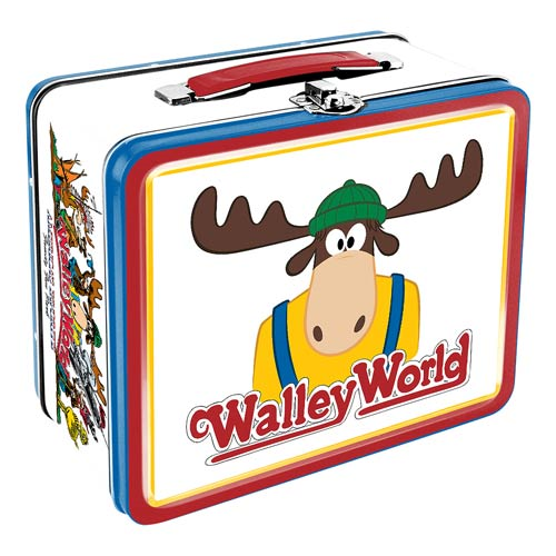 National Lampoon's Vacation Walley World Large Fun Box Tin Tote