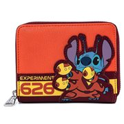 Lilo and Stitch Experiment 626 Stitch Zip-Around Wallet