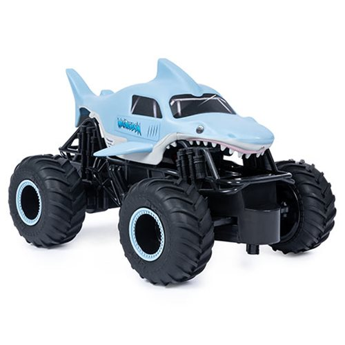 Monster Jam Megalodon 1:24 Scale Remote Control Monster Truck