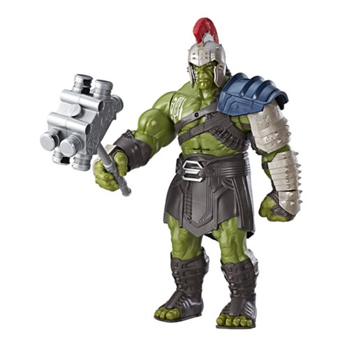 Thor Hulk Interactive Electronic Action Figure