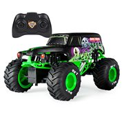 Monster Jam Grave Digger 1:15 Scale Remote Control Monster Truck