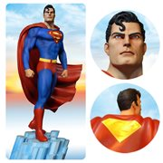 DC Super Powers Superman Maquette Statue